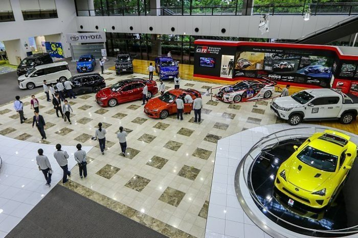 All You Need to Know About the Toyota Museum