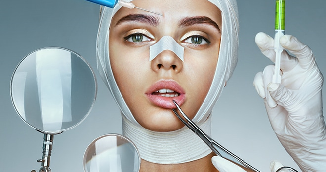 Facts about cosmetic surgery